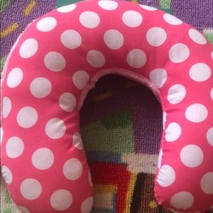 Disney baby Accessories - Minnie Mouse Neck Roll.